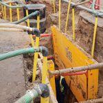 Budowa kanalizacji sanitarnej