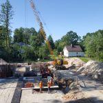 W tym roku pogoda sprzyja realizacji robót budowlanych.